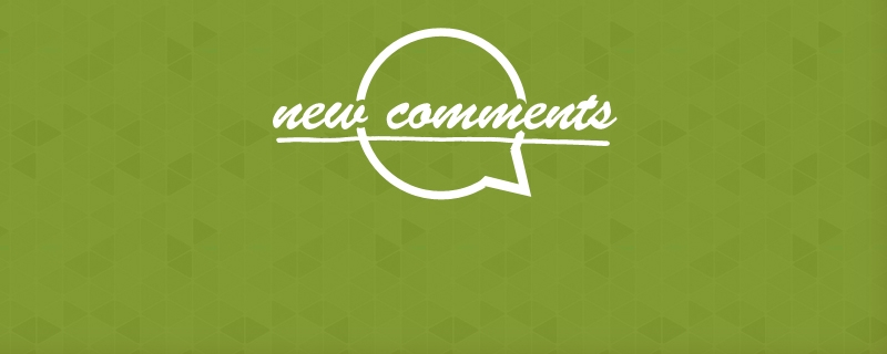 New comments design!